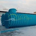 Накопительная емкость 20 м3 000 литров