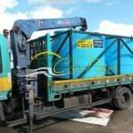Кассеты для перевозки 5000х2 (10000 литров) цилиндрическая