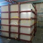 Прямоугольные, квадратные емкости на 20 м3 000 литров