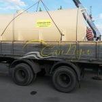 Резервуар накопительный на 15 кубов для воды купить