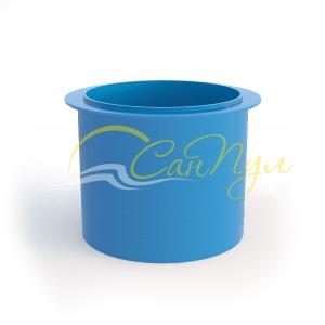 Купели для бани и сауны угловые и круглые (баки для воды)
