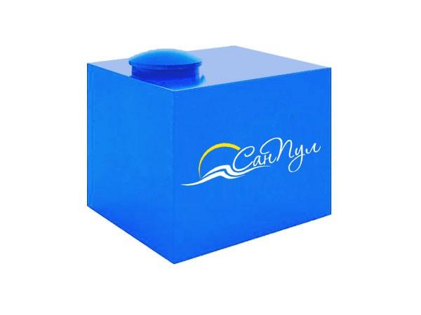 Пластиковые баки для воды прямоугольные