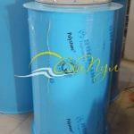 Цилиндрическая емкость 4 м3 000 литров