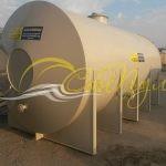 Горизонтальные емкости 40 м3 с доставкой