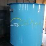 Цилиндрическая емкость 7 м3 с доставкой