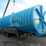 Накопительная емкость 60 м3 000 литров