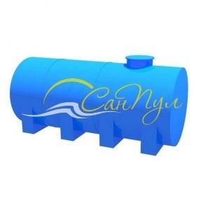 купить емкости для воды горизонтальные 80 кубометров
