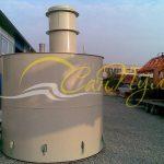 Цилиндрическая емкость 10 м3 000 литров