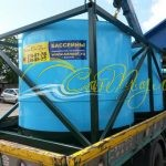 Кассеты для перевозки 6000х2 (12000 литров) 000 литров